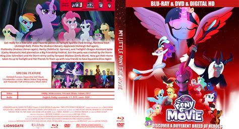 film mlp 4 mlp movie custom blu ray cover 4 by ejlightning007arts on