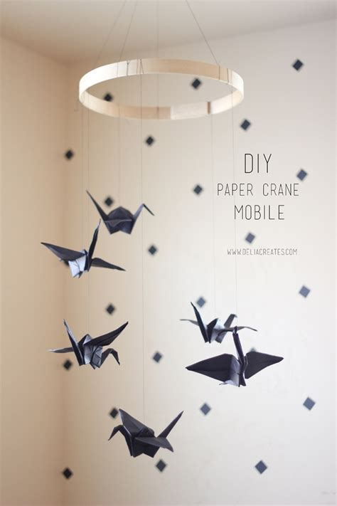 How To Make A Paper Mobile For Nursery - top 10 diy nursery mobile ideas top inspired