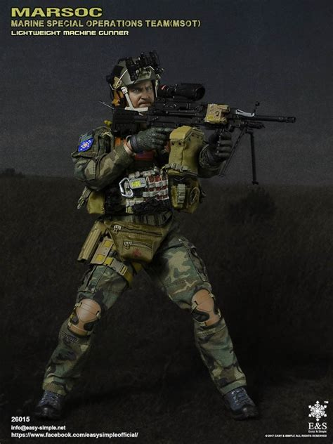 Easy And Simple Marsoc easy simple marsoc msot sharpshooter