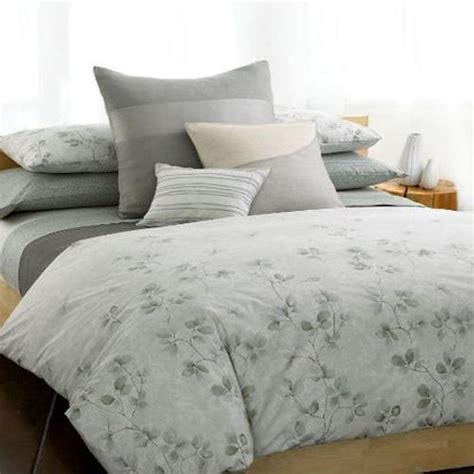 green and gray comforter calvin klein quince stone gray green king comforter ebay