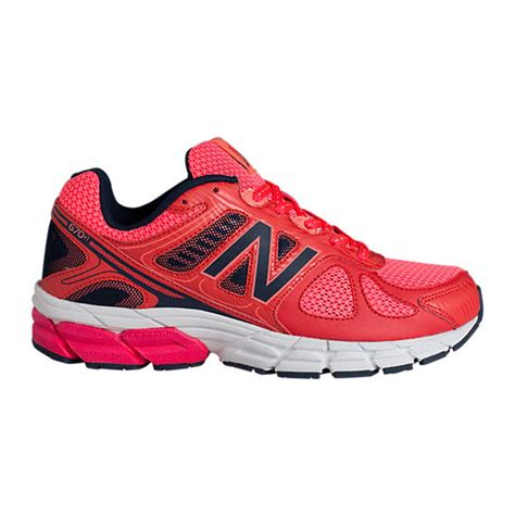 pink running shoes womens new balance w670ro1 pink black d womens running shoe