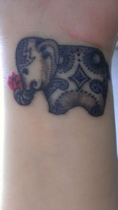 indian wrist tattoos indian elephant tattoos designs ideas and meaning
