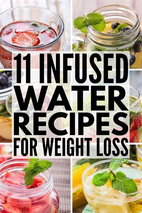 Marilyn Ca Detox Recipes by Infused Water 11 Delicious Ways To Stay Hydrated Weight