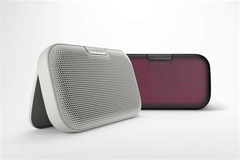 designer speakers denon envaya bluetooth speaker by feiz design studio