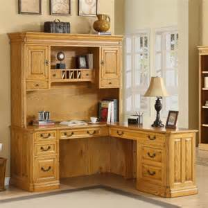 Solid Wood L Shaped Desk With Hutch Whalen Cambria L Shaped Desk With Optional Hutch Desks At Hayneedle