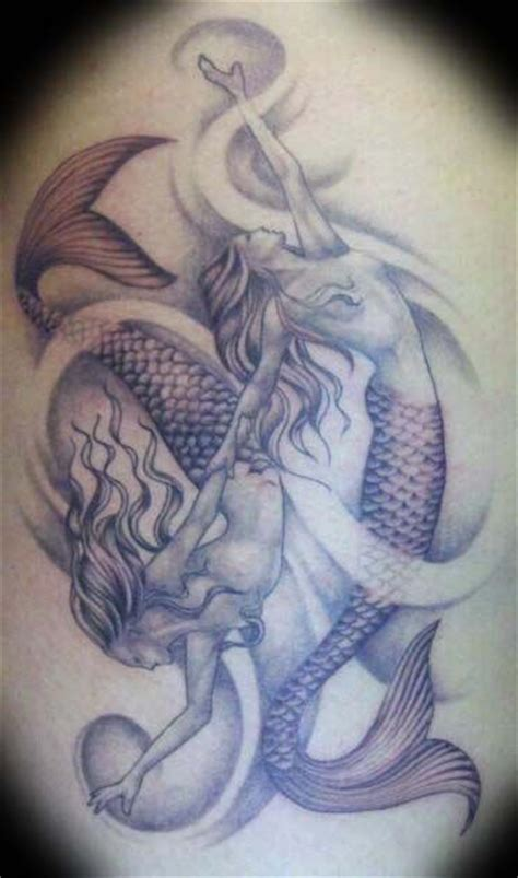 permanent mermaid tattoos pictures to pin on pinterest