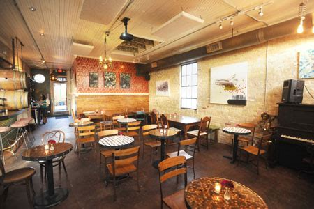 East Side Showroom New To Town Food The Chronicle