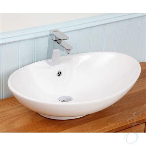 ellipse oval countertop basin bathroom ideas