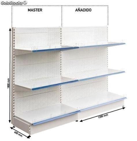 estantes para tiendas estanteria l 237 nea blanca para tiendas y comercios barato