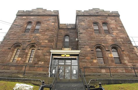 county prison northton county prison swept by officers suspected