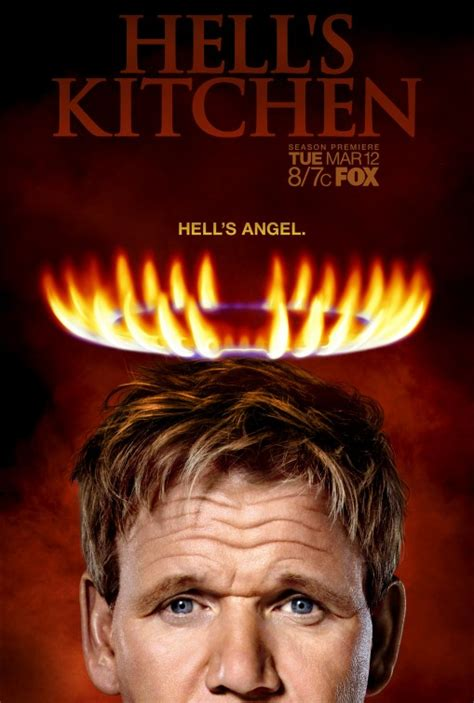Hells Kitchen Imdb by Hell S Kitchen Tv Poster 5 Of 6 Imp Awards