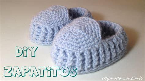 como hacer zapatitos tejidos para bebes youtube c 243 mo tejer zapatitos o patucos de lana para bebes en