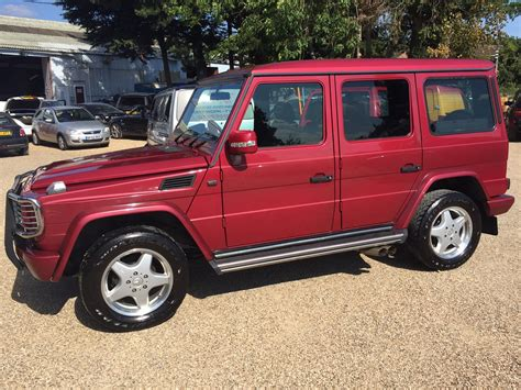 used g class mercedes used 1994 mercedes g class for sale in surrey