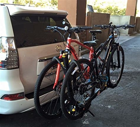 Bike Rack Cover 2 Bikes by Dual Bike Cover For Transport On Rack For 2 Bikes On