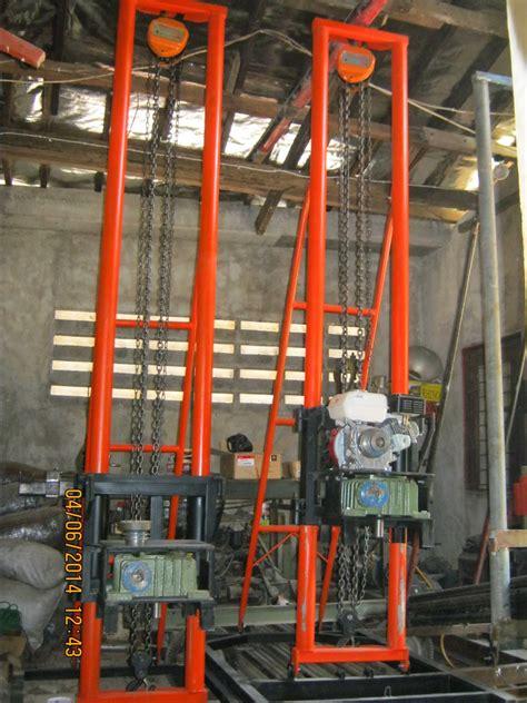 Daftar Mesin Bor Air Tanah Mesin Sumur Bor