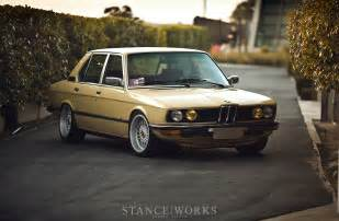 E12 Bmw A Bavarian Rod Perry S 1979 3 9 Liter M30