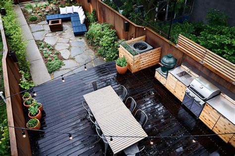Cool Small Backyard Ideas 95 Cool Outdoor Kitchen Designs Digsdigs