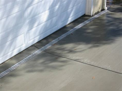 Garage Trench Drain by Here Is The Type Of Drain I Am Referring To Sagamore