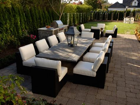 outside patio furniture 55 patio bars outdoor dining rooms hgtv