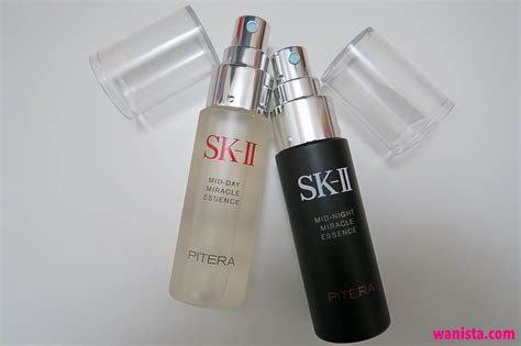 Review Sk Ii Indonesia review kecantikan sk ii mid day miracle essence mid