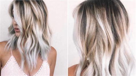 coconut on colored hair il colore di capelli a bassa manutenzione e massima resa