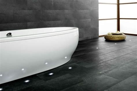bathroom floor lights led ground recessed led lighting modern ideas one decor