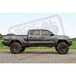 Toyota Tacoma Lift 6 Inch Suspension Lift Toyota Tacoma