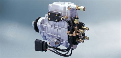 distributor type injection pump electronic diesel control