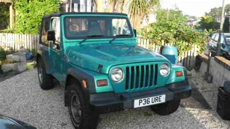 jeep wrangler 2 4l manual 1997 car for sale jeep wrangler 2 4l manual 1997 car for sale