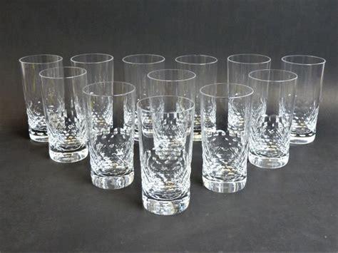 bicchieri baccarat prezzi baccarat bicchieri di arancia 12 cristallo catawiki