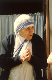 biography of mother teresa by joan graff clucas seva the purpose of life personality of this month part i