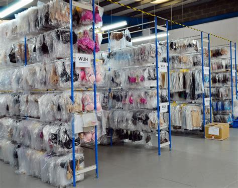 Clothes Rack Warehouse by Garment Racking Hanging Storage Solutions