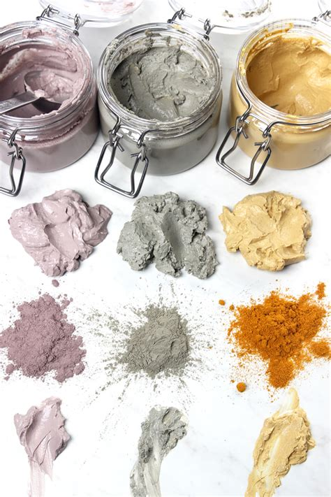 Moisturizing Diy Clay Mask Recipe Rosehip Clay Masks And Masking Which Mask Is Right For You Soap