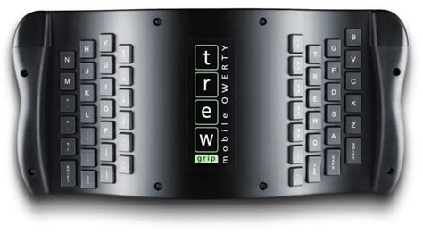 keyboard layout new zealand trewgrip is your next gen qwerty keyboard layout device