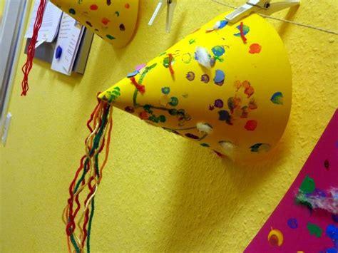 Fasching Kindergarten Basteln