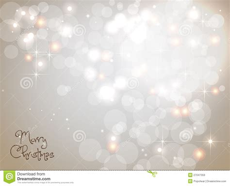 light silver abstract christmas background stock image