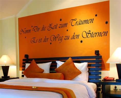 schlafzimmer orange m 246 belideen - Günstige Bettdecken Sets