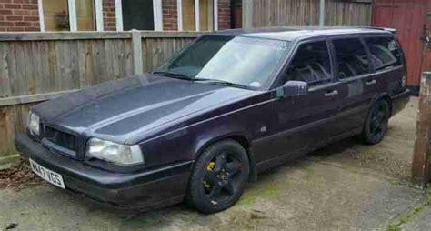 volvo 850t5r for sale volvo 1995 850 t5r s mauve purple rica 340bhp chipped