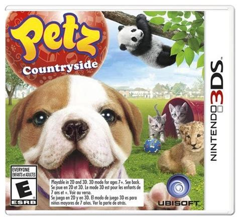 Nintendo 3ds Giveaway - petz countryside for nintendo 3ds giveaway robynsonlineworld com
