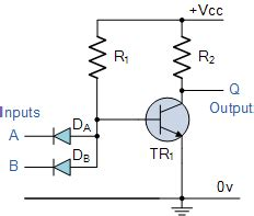 transistor logic gates digital logic gates electronics