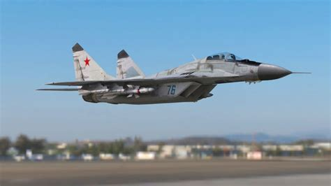 Bomber Fulcrum Space Army Navy Hos mig 29 fulcrum russian airforce 3d asset cgtrader