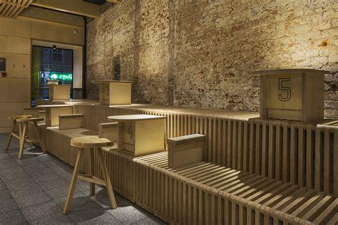 craft beer bar interior design project receives