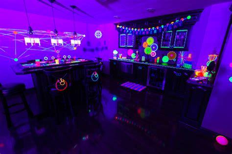 theme names for nightclubs kara s party ideas glow dance birthday party kara s