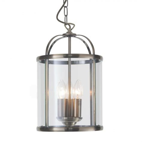 vintage ceiling lights ebay new 3 light antique brass glass hall round lantern ceiling