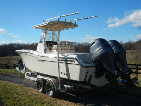freshwater grady white boats for sale grady white 257 fisherman 2015 for sale for 118 000