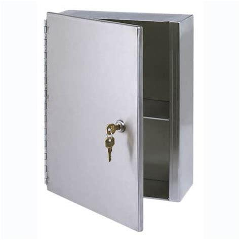 Industrial Medicine Cabinet by Stainless Steel Medicine Cabinet Roycerolls Net