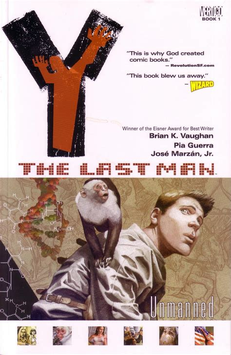 crab juice y the last man