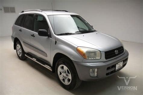 how cars run 1998 toyota rav4 on board diagnostic system find used 2003 base awd gray cloth running boards lifetime warranty we finance 86k miles in