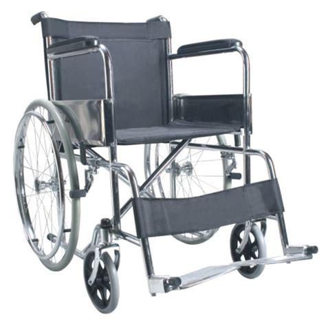 mediva folding wheel chair buy at best price