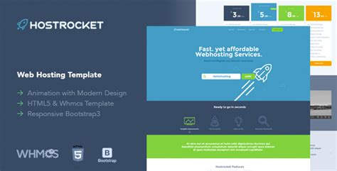 whmcs html template hostrocket whmcs html template themelot net